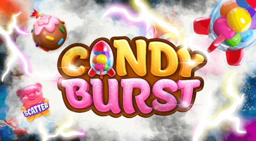 Candy Burst เกมสล็อต